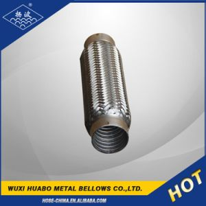 Yangbo Stainless Steel Auto Exhaust Flexible Pipe pictures & photos