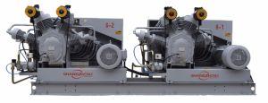 (2-SH-4.0/30) 30bar 35bar 40bar Pet Bottle-Blowing Dedicated Air Compressor Medium High Pressure Air Compressor pictures & photos
