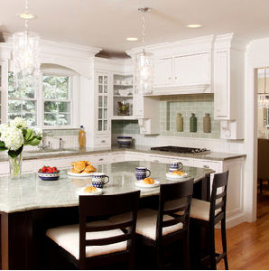 Factory Outlet Soft Close Modular Kitchen Cabinet pictures & photos