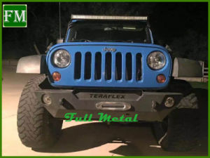 for Jeep Unlimited Jk Black Front off Road Guard Steel pictures & photos