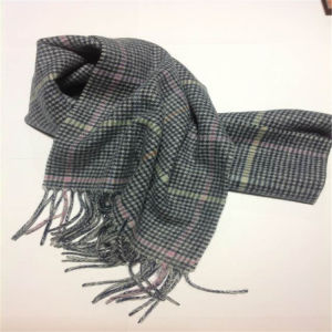 Swallow Gird Wool Scarf pictures & photos