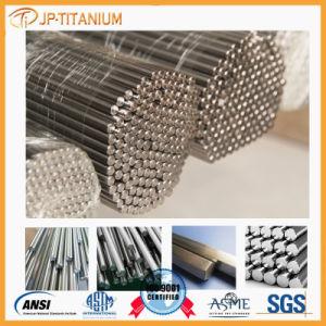 Gr23 Ti 6al4V Eli ASTM F136 Medical Use Titanium Straight Wire Bar pictures & photos