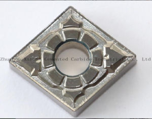 Uncoating Ceramic Indexable Cnmg Cermet Insert with High Hardness pictures & photos