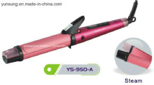 Pink Red 2 in 1 Hair Beauty Set Hair Curler pictures & photos
