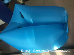 Inflatable Sleeping Air Bag Bed Air Chair Latest Bed Designs Lamzac Rocca Laybag Air Inflatable Sofa Chair pictures & photos