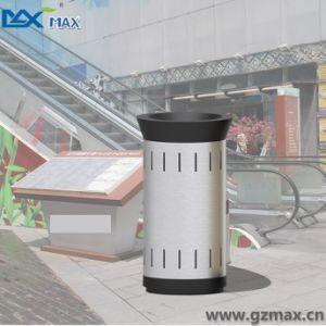 1 Separate Classified Metal Stainless Steel Customized Recycling Trash Bins pictures & photos