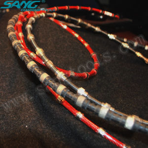 Diamond Wire Saw for Granite Marble pictures & photos