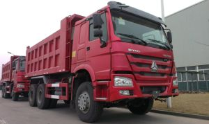 Sinotruk HOWO 6X4 Dump Truck and Dumper Truck with 15-20 M3 pictures & photos