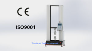 Ty8000 Electronic Universal Testing Machine 5kn / Liquid Crystal Material (stepper motor) pictures & photos