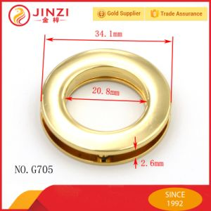 Good Quality Fashion Gold Metal Eyelet for Clothing Parts pictures & photos