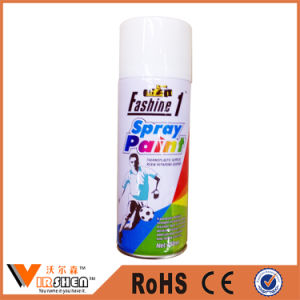 Hot Selling Gold Spray Paint/Anti UV Spray Paints Coating Blue Chrome Paint High Degree pictures & photos