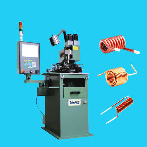 Using PC Control Air-Core Coil Winding Machine pictures & photos