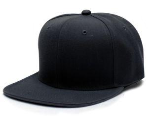 Black Blank Customized Baseball Hip Hop Cap pictures & photos