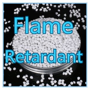 Antistatic Flame Retardant White Masterbatch Jzc pictures & photos