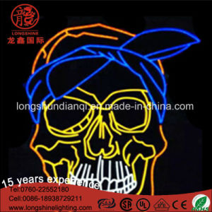 Factory Price Open Mickey Neon Sign Flex Light for Outdoor Decoration pictures & photos