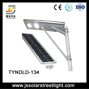 Integrated Soalr LED Street Light Ce Certificate
