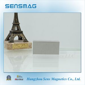 Customized Strong Permanent Rare Earth Block Magnet pictures & photos
