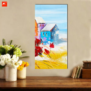 Abstract Handmade Oil Painting pictures & photos