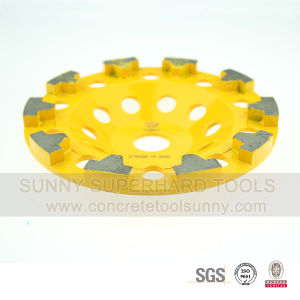 Diamond Grinding Cup Wheel for Concrete and Stone pictures & photos