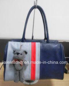 Guangzhou Jiale Leather Factory Supply PU Duffle Bags Wt0021-2