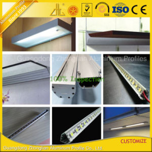 Hot! ! Aluminium Extrusion Profile Aluminum LED Extrusion Linear pictures & photos