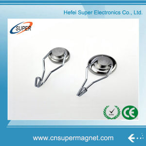 Strong Power NdFeB Neodymium Permanent Magnetic Hook pictures & photos
