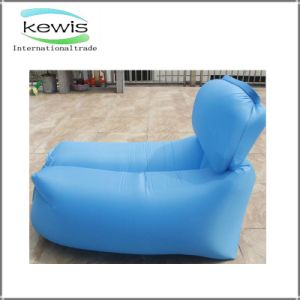 Best Price Blue Color Best Selling Inflatable Chair pictures & photos