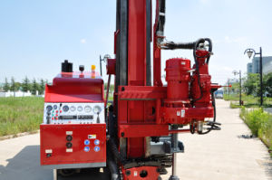 Hydraulic Pq Chuck Deutz Diesel C5 Hydraulic Surface Core Drilling Rig pictures & photos