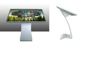 42′′advertising Software / All in One Computer Kiosk / Touch Screen Advertising Display Kiosk pictures & photos