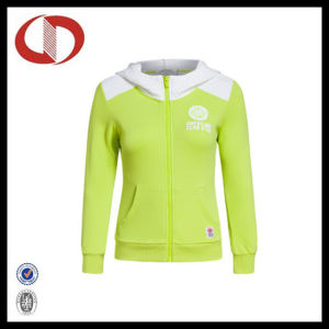 Custom Made High Quality Sports Jacket for Ladies pictures & photos
