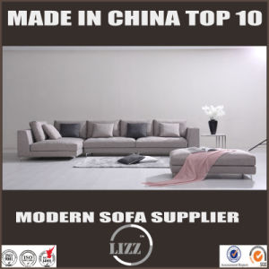 Modern Design L Shape Fabric Sofa pictures & photos