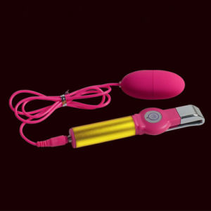 USB Charging Double Eggs Masturbation Adult Toy for Ladies pictures & photos