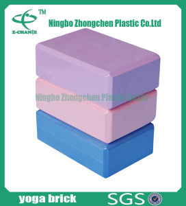 Yoga Exercise Block High Quality EVA Foam Block pictures & photos