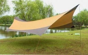 Hot Selling Outdoor Camping Hammock Cover Shelter /Beach Sunshade Shelter/ Rain Fly Tarp pictures & photos