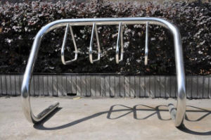 4 Place Outdoor Universal Durable Bike Rack pictures & photos