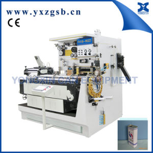 Automatic Welding Machine of Big Paint Rectangular Square Tin Can pictures & photos