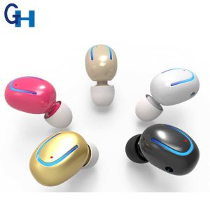 Promotional Super Mini Noise Reduction Small Single Wireless Bluetooth Earphone pictures & photos