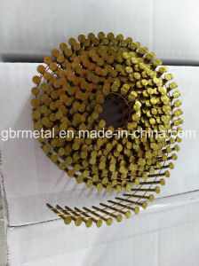Q195/Q235 Chisel Point Bright Pallet Nails Roofing Nails Coil Nails pictures & photos