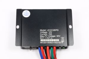 Epever 10A 12V Solar Panel Cell PV Charge/Discharge Controller Ls1012EPD pictures & photos
