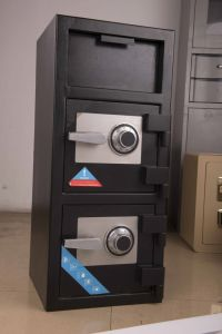 Deposit Safe Box with Mechanical Lock for Home and Office Use (JTB-813AD) pictures & photos
