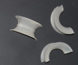Plastic Intalox Saddles Ring Use for Industry pictures & photos