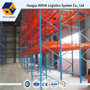 Heavy Duty Steel Pallet Push Back Rack From Nova Logistics pictures & photos