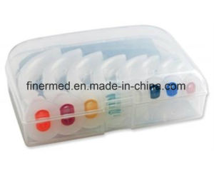 Emergency Guedel Oral Airway Kit with Box pictures & photos