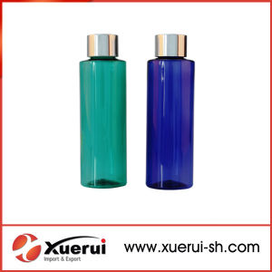 100ml Cosmetic Travel Plastic Pet Bottle with Screw Cap pictures & photos