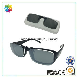 2017 Promotional Wholesale Clip on Sunglasses