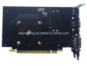 Top Sales Video Card PC GF Gt710 with 2GB 64bit pictures & photos