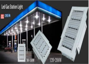 2017 LED Canopy Light /LED Gas Station Light 60W 90W 100W 120W 150W with UL/cUL Dlc Listed pictures & photos