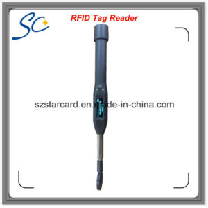 RFID Tag Reader for RFID Ear Tag/Microchip Tag pictures & photos