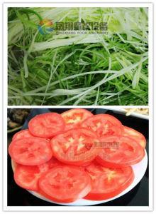 Sc-90c Desk-Top Vegetable Cutter, Slicer, Vegetable Slicing Machine pictures & photos