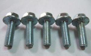 High Strenth Steel Knurled Screw, Customized, High Class 8.8-12.9 pictures & photos